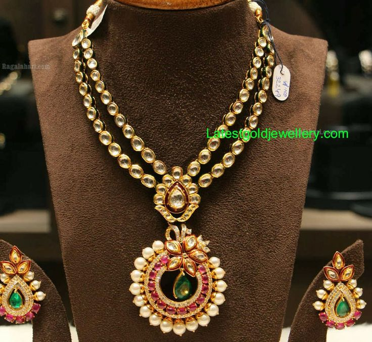 Latest Indian Jewellery Designs 2015: 11 Best Images About Latest Indian Jewellery Designs On