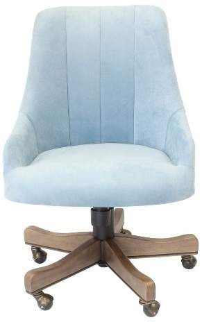boss office products shubert desk chair light blue boss rh pinterest com