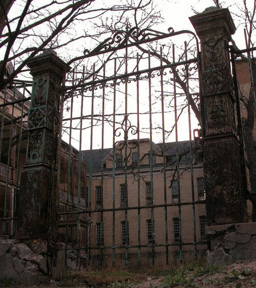387 Best Images About Abandoned Asylums On Pinterest