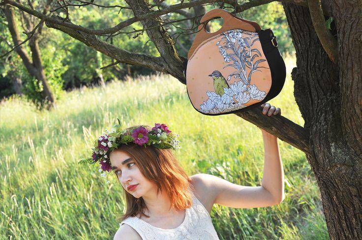 #KikiBike, #pic from collection Fairytale nature...Edithka llike a #flowermuse
