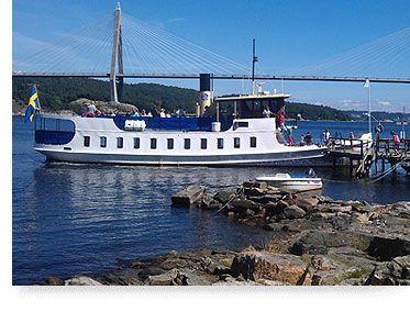 ::Skärgårdsbåtarna i Uddevalla ::