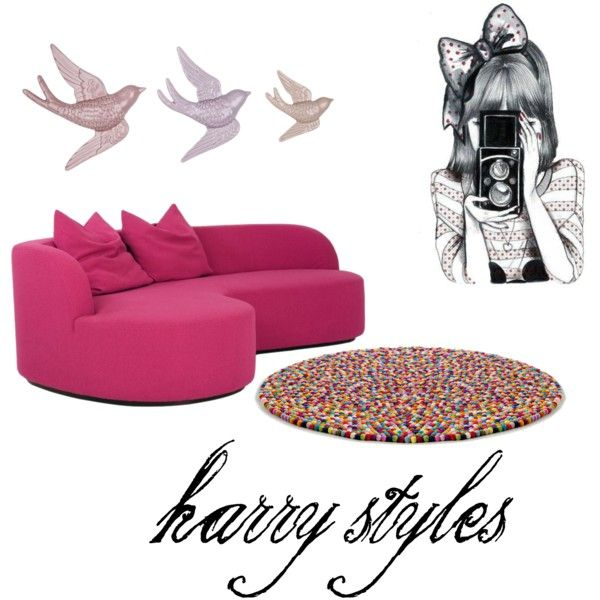"""harry"" by angiedayana on Polyvore"