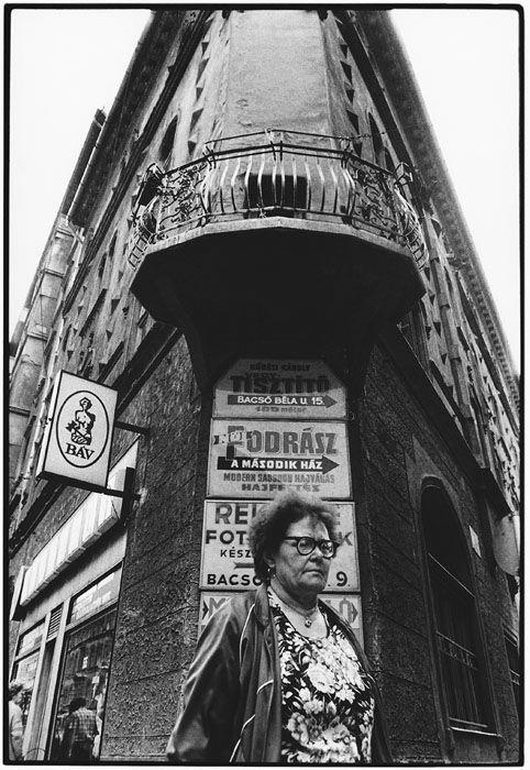 Benkő Imre Budapest, Népszínház utca 1989