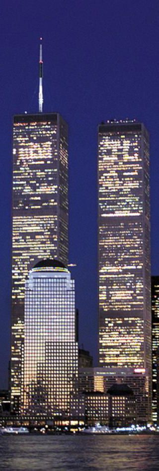One World Trade Center (before 9-11) New York | US