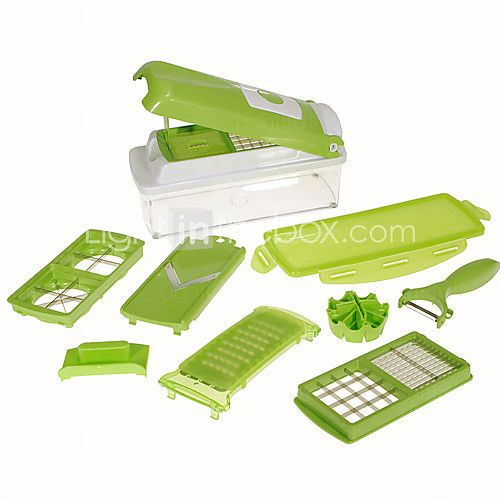 Fruit and Vegetable Chopper Nicer Dicer Plus - USD $31.99