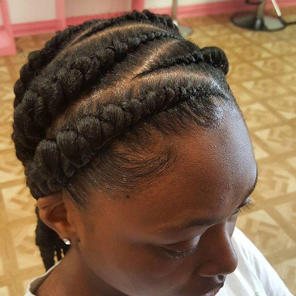 28 Best African American Teenage Hairstyles Images On