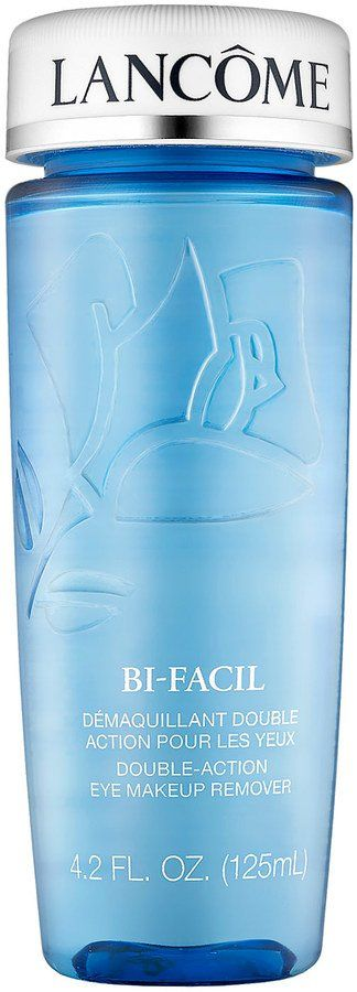 Pin for Later: 100 Iconic Products You Need to Check Off Your Beauty Bucket List Lancôme Bi-Facial Makeup Remover