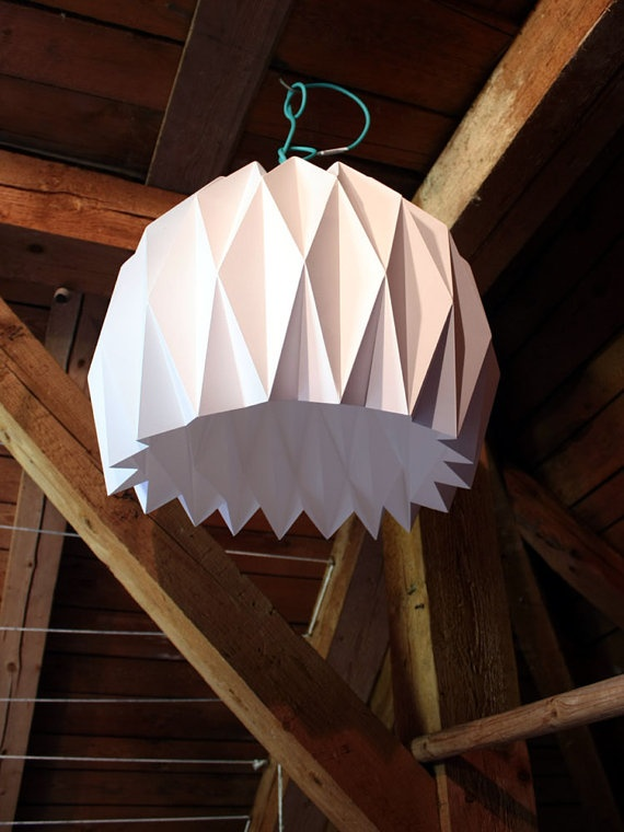 LampShade KLASIC XXL by Lampshado on Etsy, $75.00