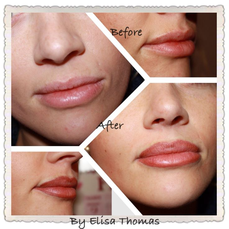 Semi_Permanent Lip Blush by ELISA