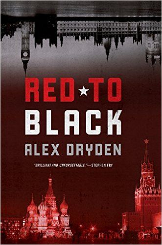 68 best spy thrillers images on pinterest thrillers books to read red to black by alex dryden fandeluxe Images