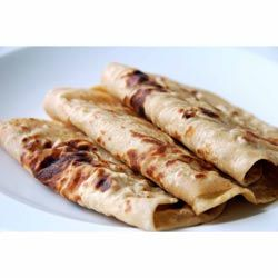 Recipe for Paratha