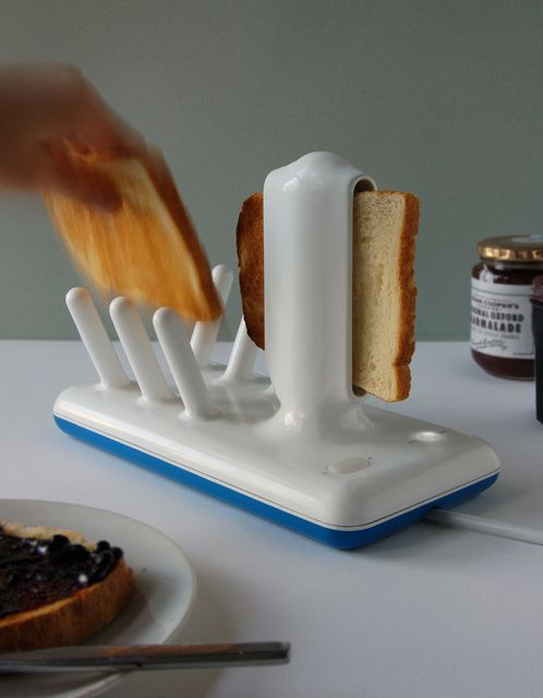 I need a new toaster... may as well be a cool one.: Ideas, Awesome, Breads, Glide Toaster, Things, George Watson, Kitchens Gadgets, Products, Design