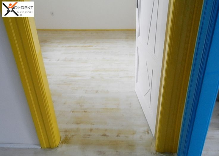 Sárga szobához sárgás árnyalatú parketta