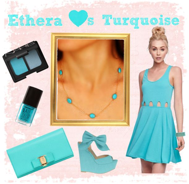 #turquoise   Necklace displayed is available from our online store soon :)