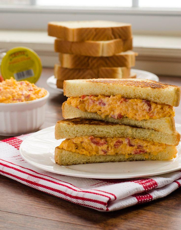 Georgia Pimento Cheese Sandwich- The Spice Kit Recipes (www.thespicekitrecipes.com)