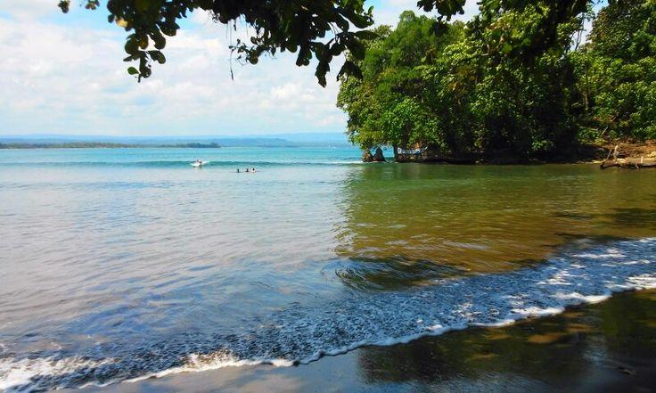 Batu Karas Beach, Pangandaran, West Java, Indonesia