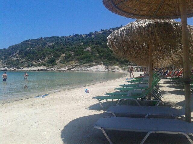 Klimataria beach