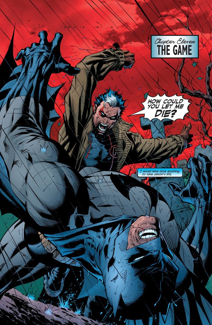 Batman: The Complete Hush Full - Read Batman: The Complete Hush Full comic online in high quality