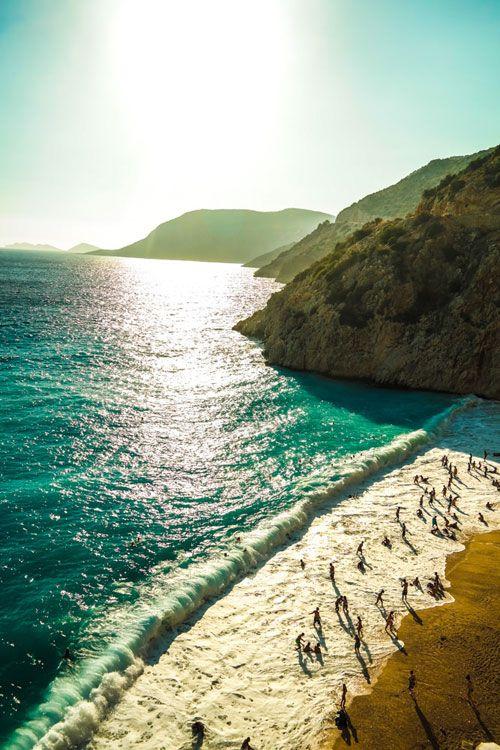 plasmatics-life:  Kaputas Beach - Antalya | Turkiye - (byMurat Boztas)