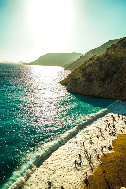 Kaputas Beach - Antalya | Turkiye - (by Murat Boztas)