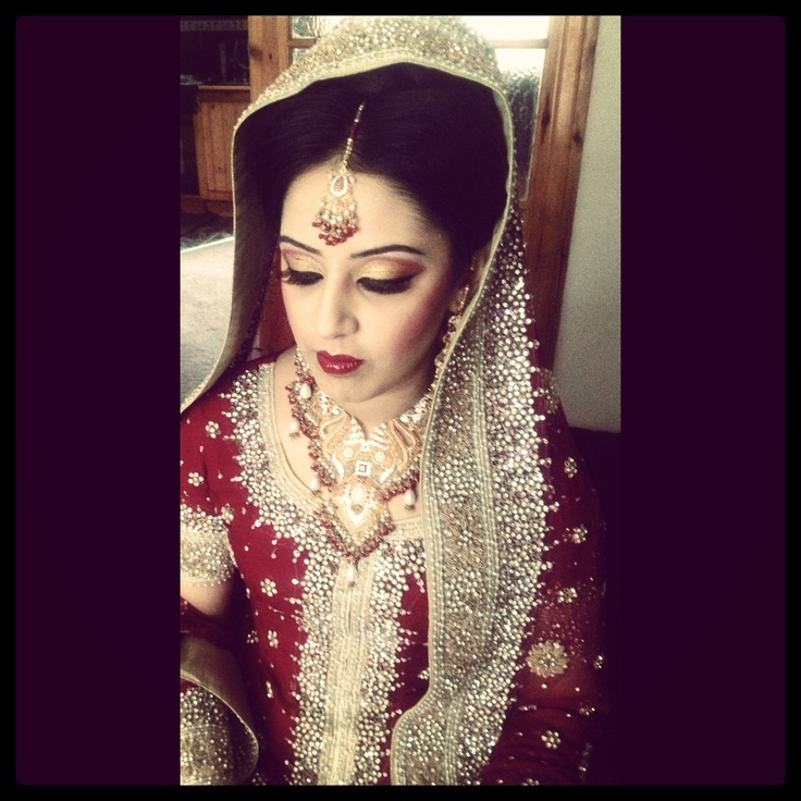 Client Bridal Hair & Makeup by The Mehndi Parlour