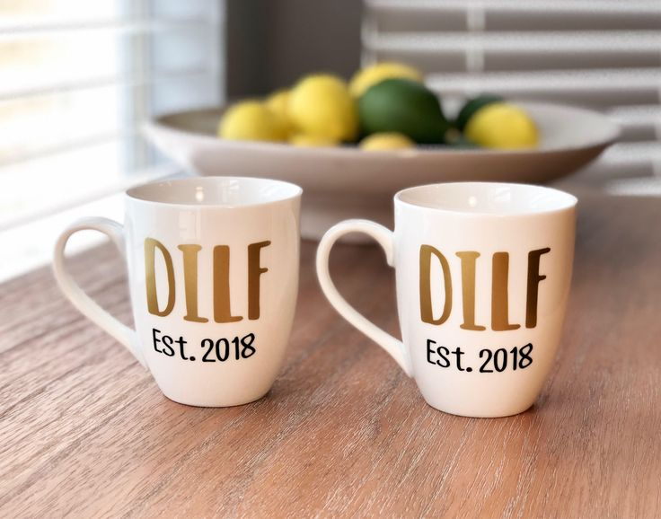 Excited to share the latest addition to my #etsy shop: Gay & Lesbian Coffee Mugs / Dilf Mug / Milf Mug / LGBQ Gift / Funny Coffee Mugs / Dad Mugs / Mom Mugs / Personalized Coffee Mug #housewares #babyshower #lesbianmomgift #gaydadgift #lgbq #lesbianmugs #gaymugs #giftforhusband