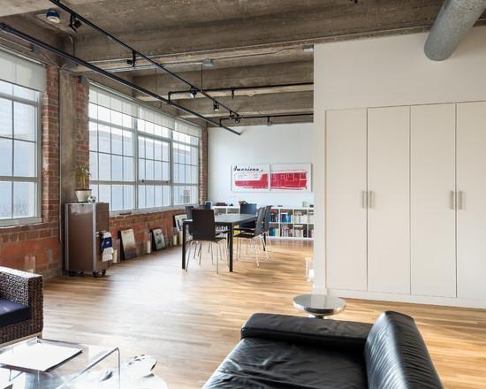 Ideias De Projetos Com Cimento Queimado E Concreto Aparente. Industrial  DesignExposed BrickContainer HomesBrick ... Part 77