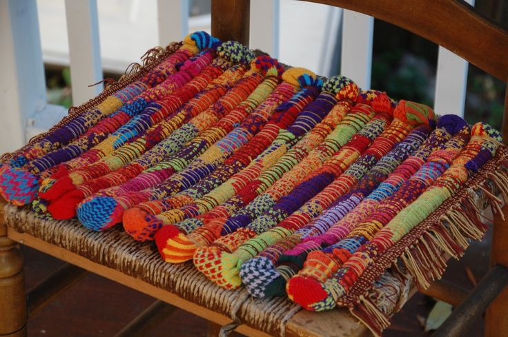 Solmate Sock Rugs and Sweet Bottoms & Bench Pads - Crazy as a Loom ...