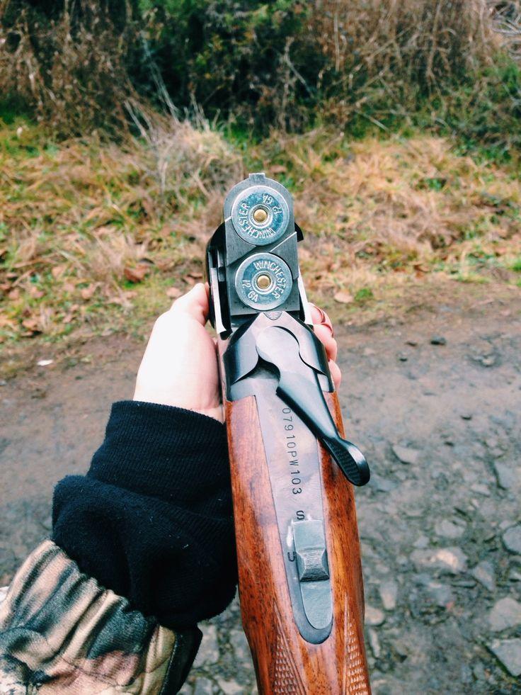 Browning 12 gauge over under. Gentleman's Journal