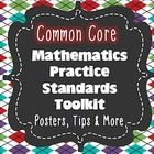 In this product you will find Common Core Math Practice Standards Tools to include Posters on four different backgrounds and one blank background f...