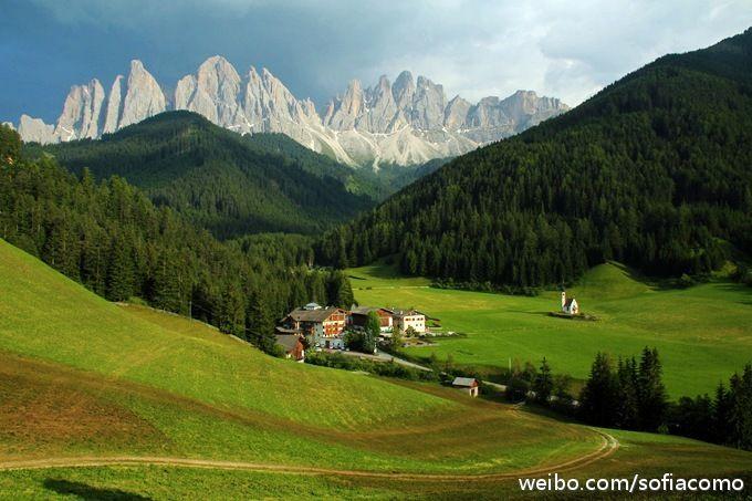 Dolomiti (Dolomites), Italy