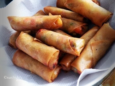 cooking: My Way: Popia goreng.