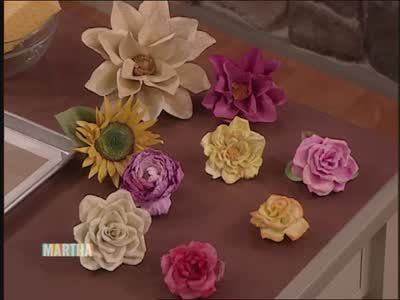 15 best paper flower videos images on pinterest paper flowers how to make paper flowers videos crafts how tos and ideas martha stewart mightylinksfo Image collections