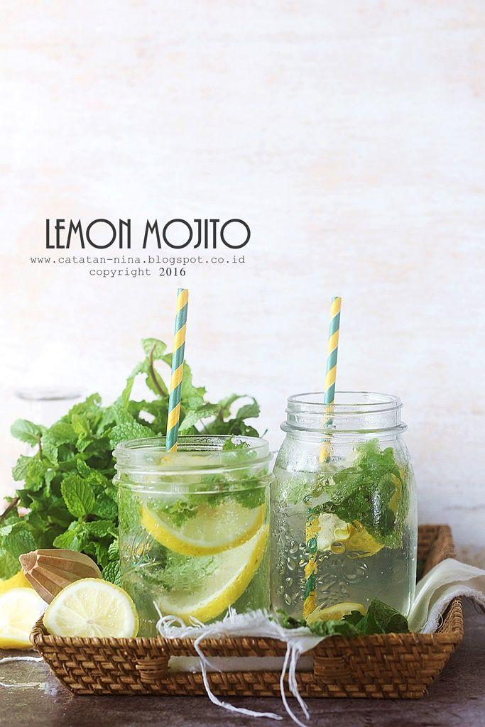 Lemon Mojito Resep Makanan Resep Masakan Resep Sederhana