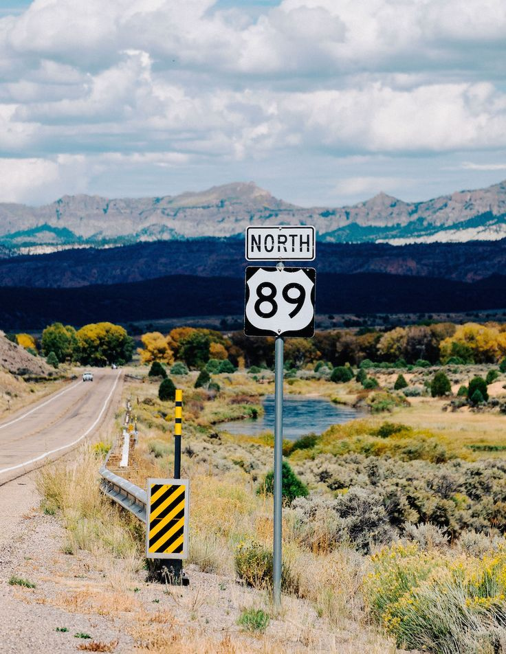 U.S. 89 connects six national parks.