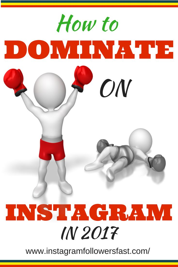 How to dominate on instagram. Here is the best strategy to dominate on instagram and boost your account with follower to grow your online business. Visit for more.