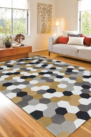 Oslo Handtufted Rug, in Multiple Sizes - Complete Pad ®