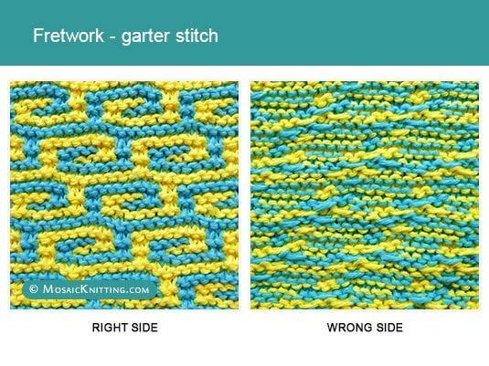 Knitting Garter Stitch Right Side : Best helga isager images on pinterest knitting