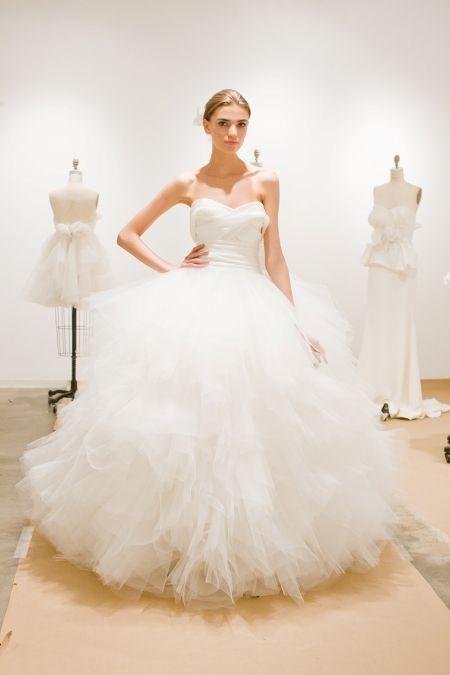 Fascinating Marchesa Bridal 2012