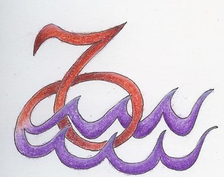 Aquarius And Capricorn Zodiac Sign Tattoos Designs ...