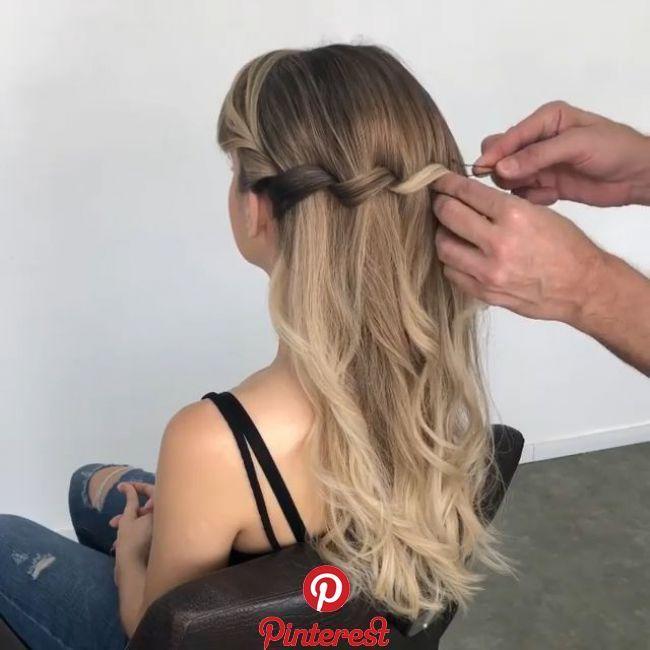Easy hairstyles tutorial   Easy hairstyles tutorial