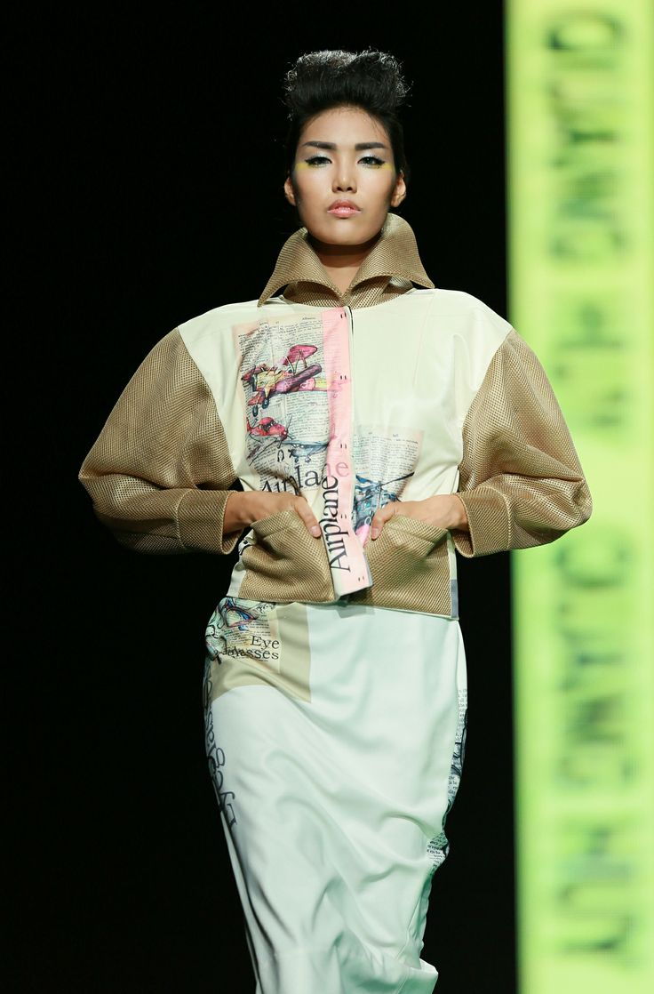 Vietnam Fashion Week FW14 - Ready to wear. Designer: Quang Huy. Photo: Thanh Dat