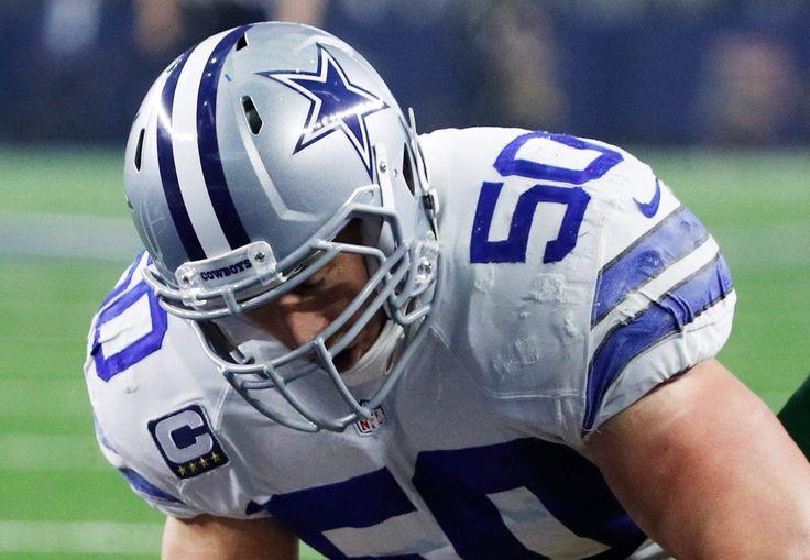 Sean Lee's injury has stretched Cowboys thin at linebacker