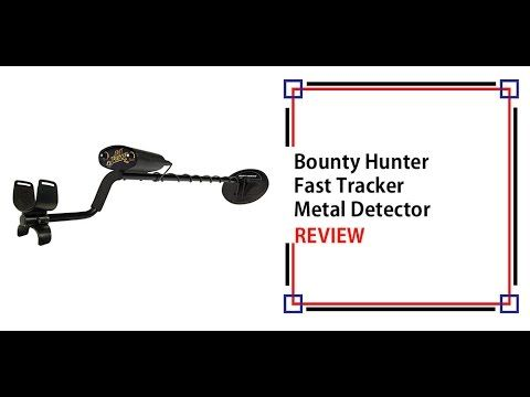 Bounty Hunter Fast Tracker Metal Detector Review