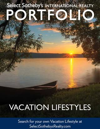 Select Sotheby's International Realty - Vacation Lifestyles Portfolio 2014