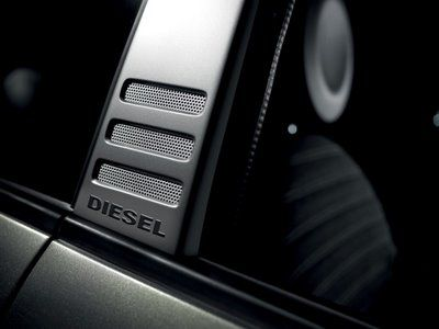 "If It's Hip, It's Here: Diesel Branded Fiat or ""Ooh, That Car Makes Your Butt Look Good"""