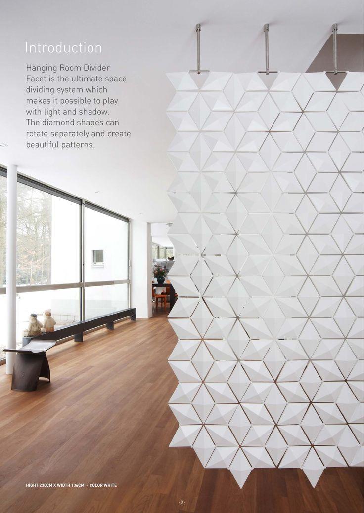 25 Best Hanging Room Dividers Ideas On Pinterest Room