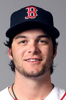 Seven most impressive young cornerstone players in MLB today  -  April 21, 2017:     Andrew Benintendi, outfielder, Boston Red Sox