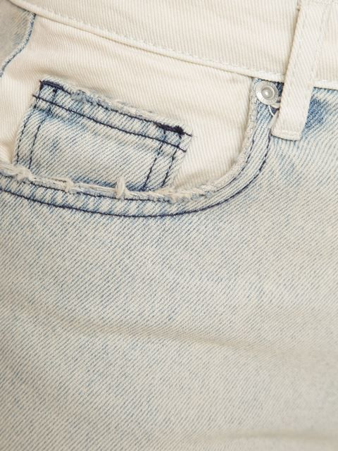 Compre Le Lis Blanc Short jeans delavê em Restoque from the world's best independent boutiques at farfetch.com. Shop 300 boutiques at one address.