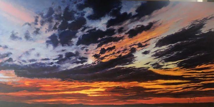 Sunrise on Bedford Basin #4 – 14 Bells Fine Art Gallery